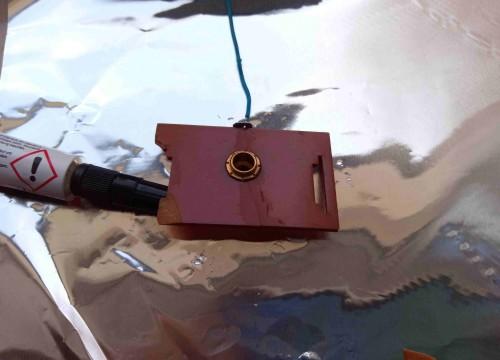 Isolatorplatte