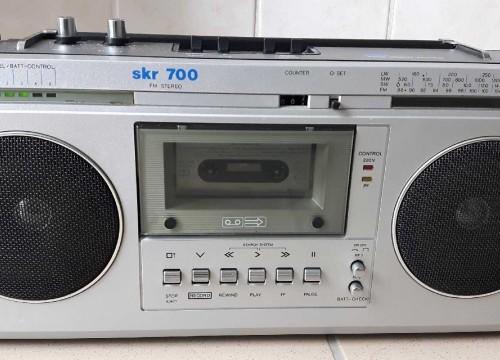 SKR700 - frühe Serie