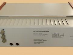 2. Lichteffektgerät (hinten)