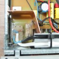 Abschirmung Netzschalter + Kabel
